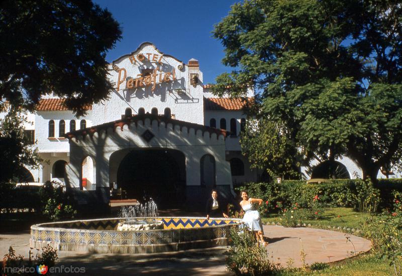 Hotel Peñafiel (1958)