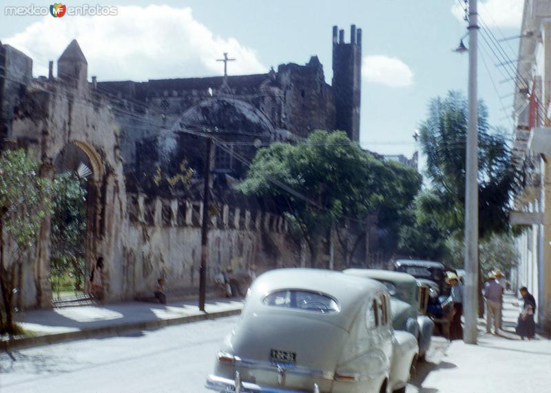 Catedral de Cuernavaca (1953)