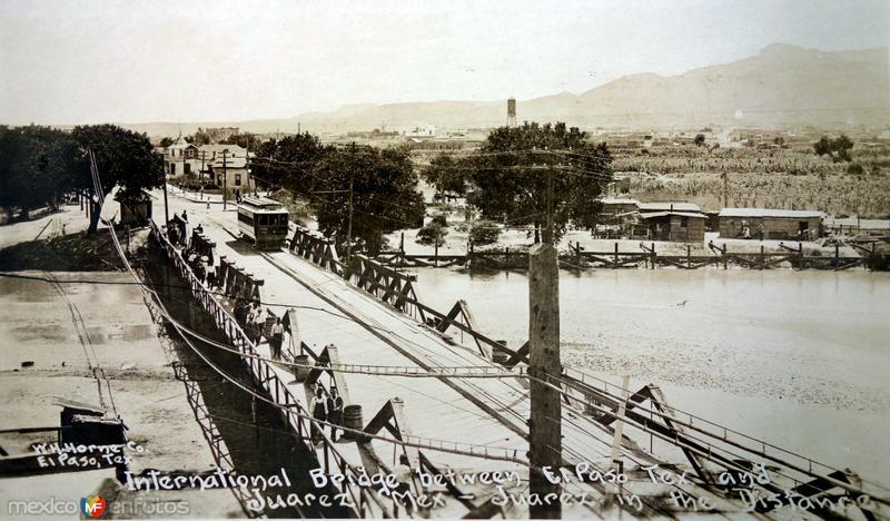 El Puente Internacional.