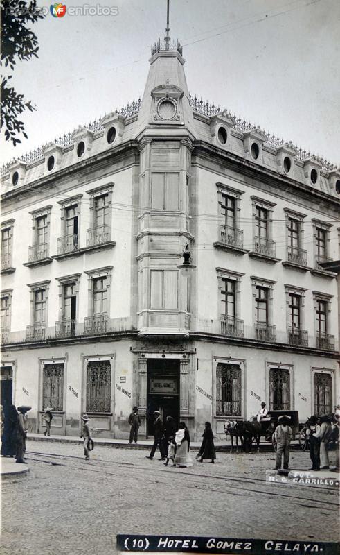 Hotel Gomez.
