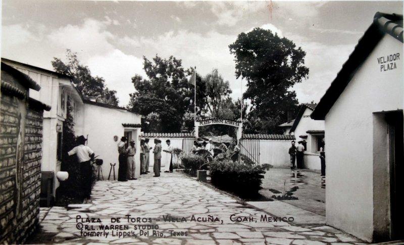 La Plaza de Toros.