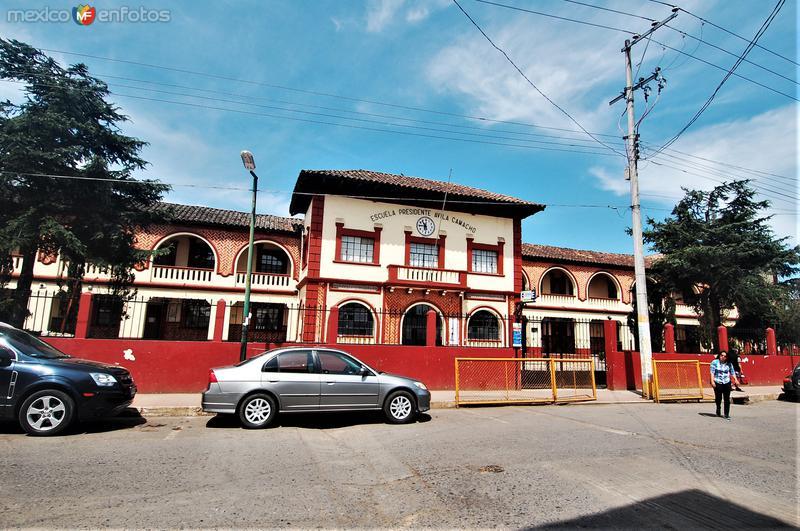 Escuela Presidente Avila Camacho