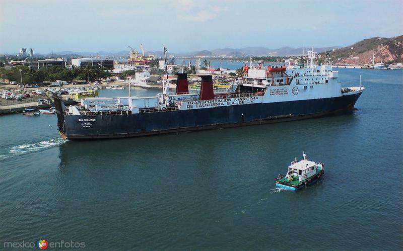 Transbordador San Guillermo