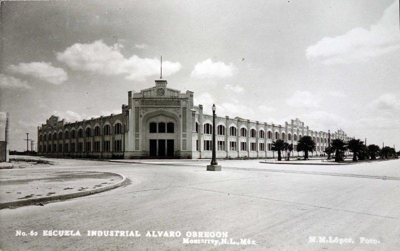 Escuela Industrial Alvaro Obregon.