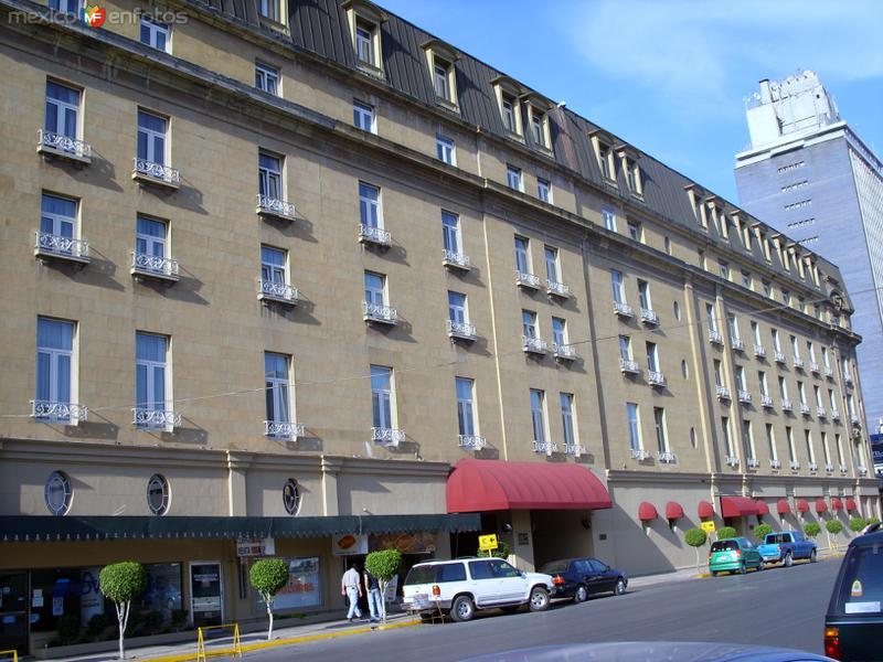 Hotel Ancira.