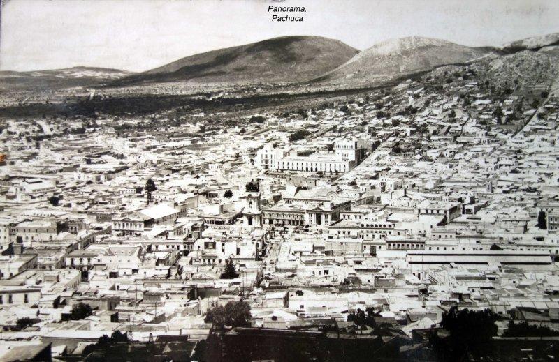 Panorama de Pachuca