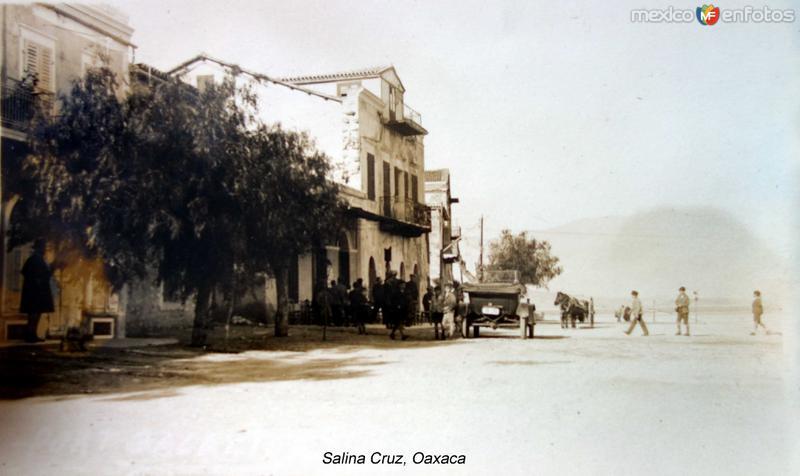 Escena Callejera .