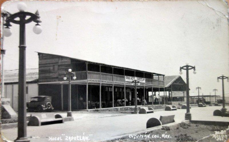 Hotel Zapotlan.