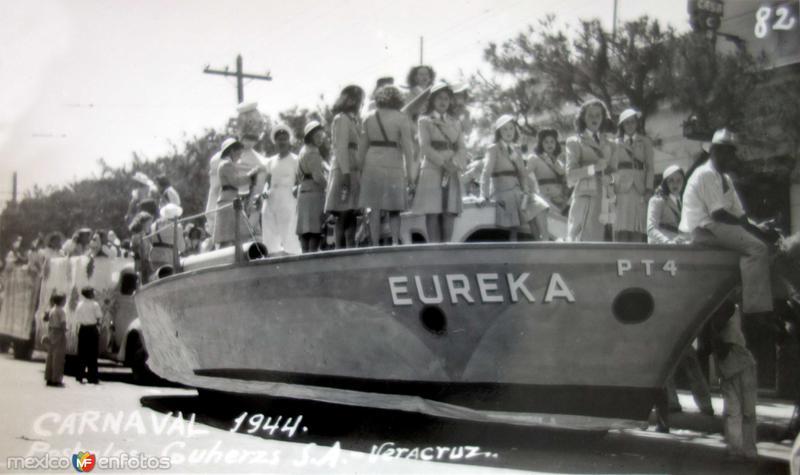 Carnaval de 1944.