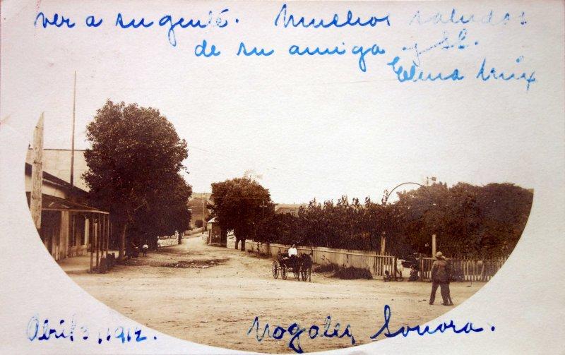Panorama ( 3 de Abril de 1912 ).