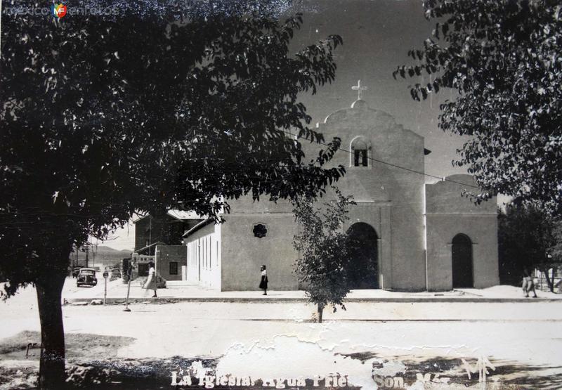 La Iglesia .