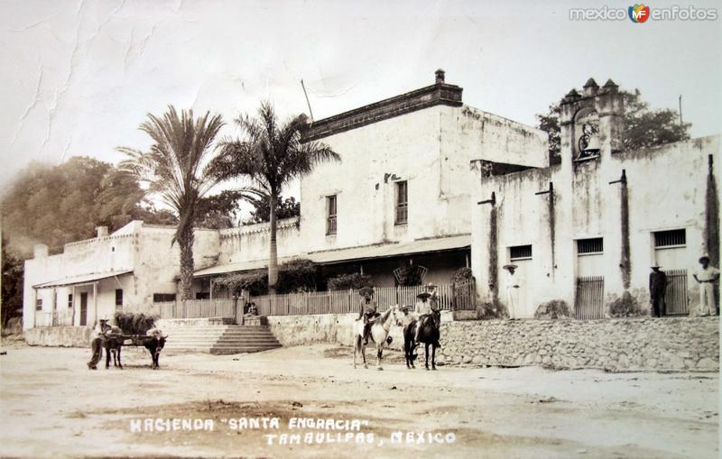Hacienda Santa Engracia.