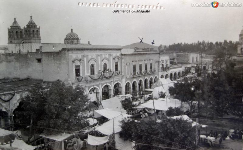 Panorama ( Circulada el 30 de Abril de 1924 ).