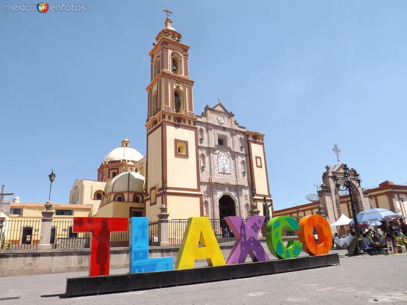 Tlaxco, Pueblo Mágico; Parroquia de San Agustín. Marzo/2018