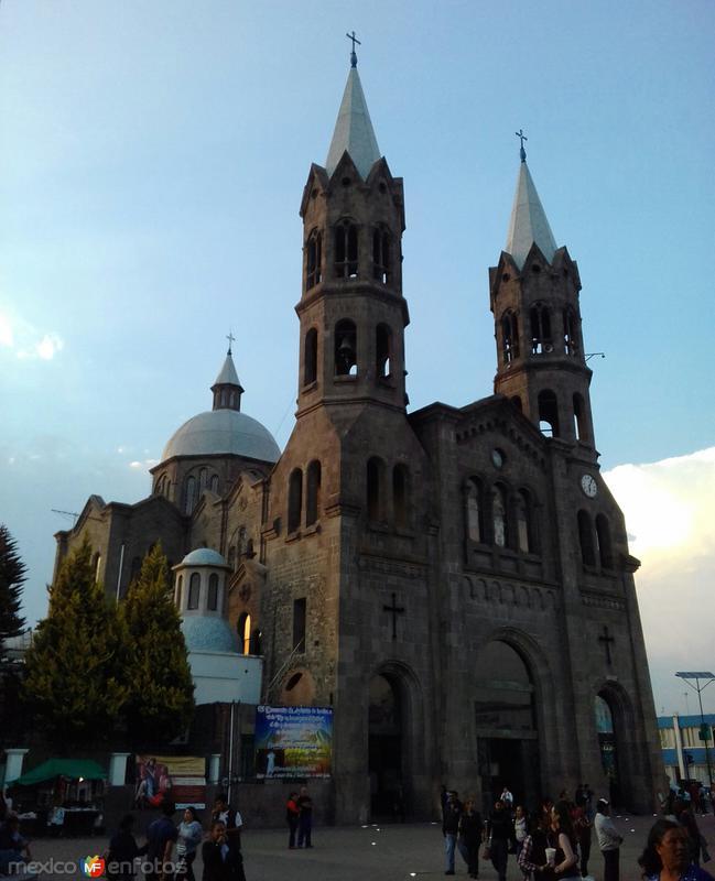 Basílica de Nuestra Señora de la Misericordia. Febrero/2018