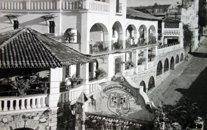 Hotel Posada de La Mision.