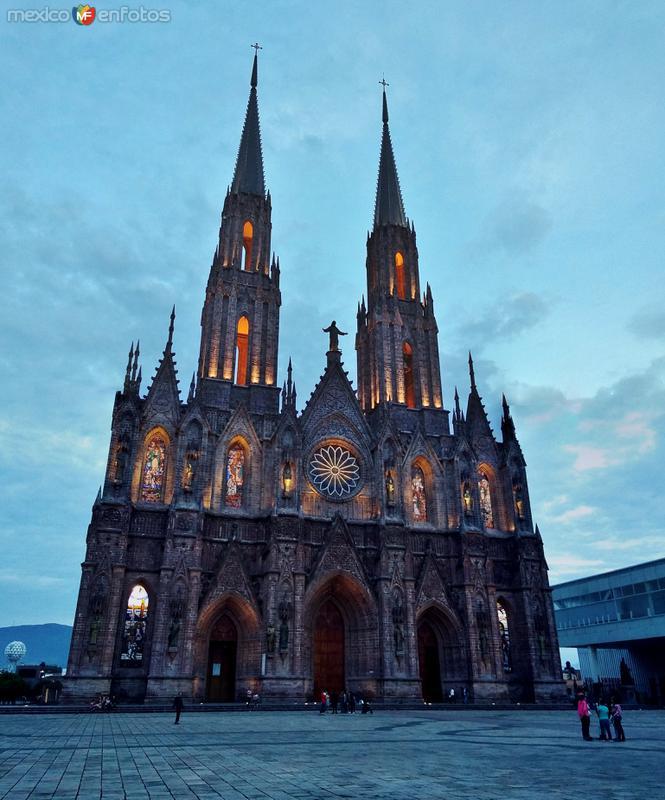 Santuario de N S de Guadalupe