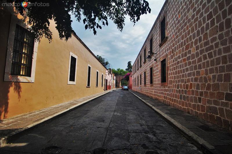 Calle Diego de Basalenque