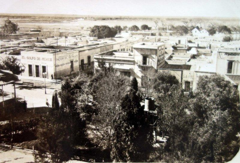 Lugar no identificado Tienda el golfo de Mexico.