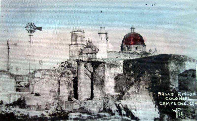 Rincon colonial.