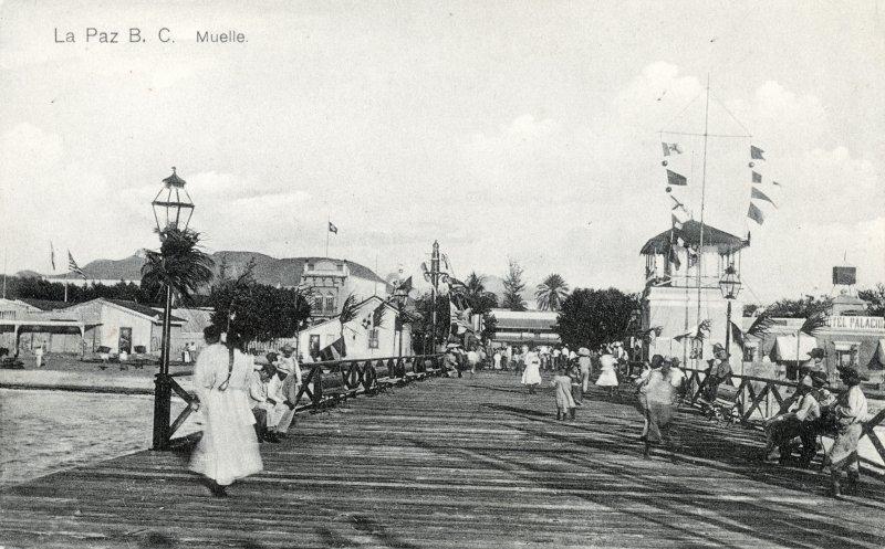 Muelle de La Paz