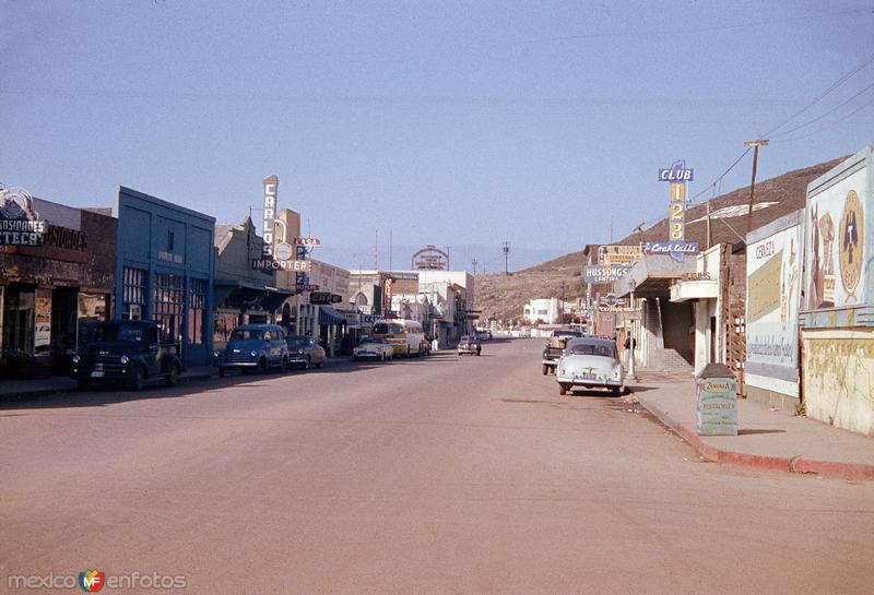 Avenida Ruiz (circa 1954)