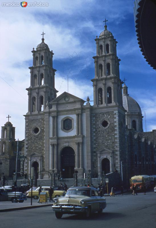 Catedral de Ciudad Juárez (circa 1952)
