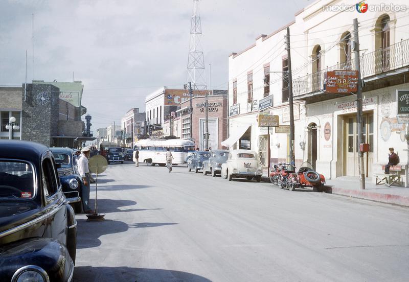 Calle González (1951)