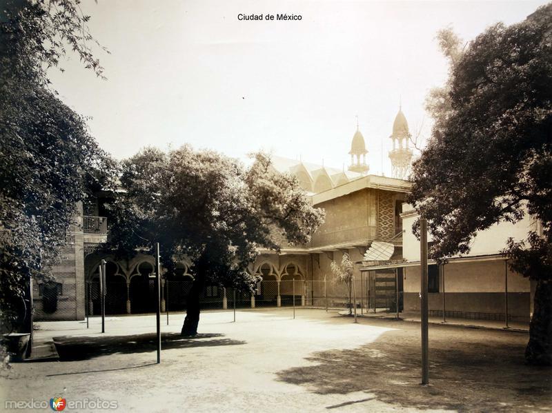 Lugar no identificado Ciudad de México.