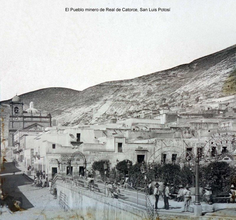 El Pueblo minero de Real de Catorce, San Luis Potosí