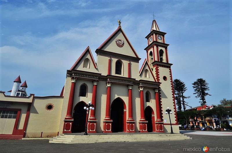 Parroquia de San Mateo Apóstol