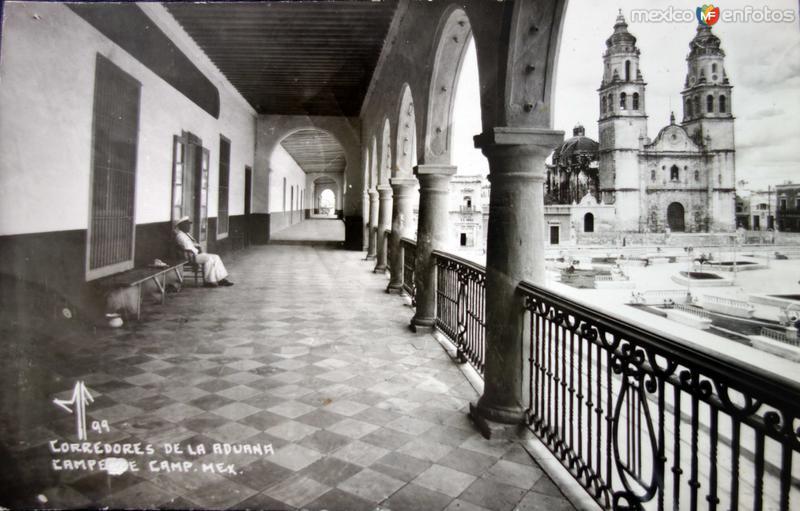Corredores de La Aduana.
