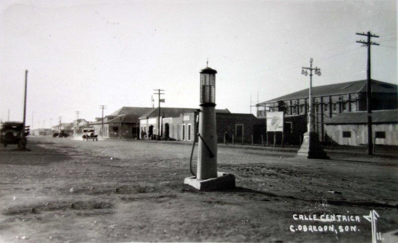 Calle Centrica.