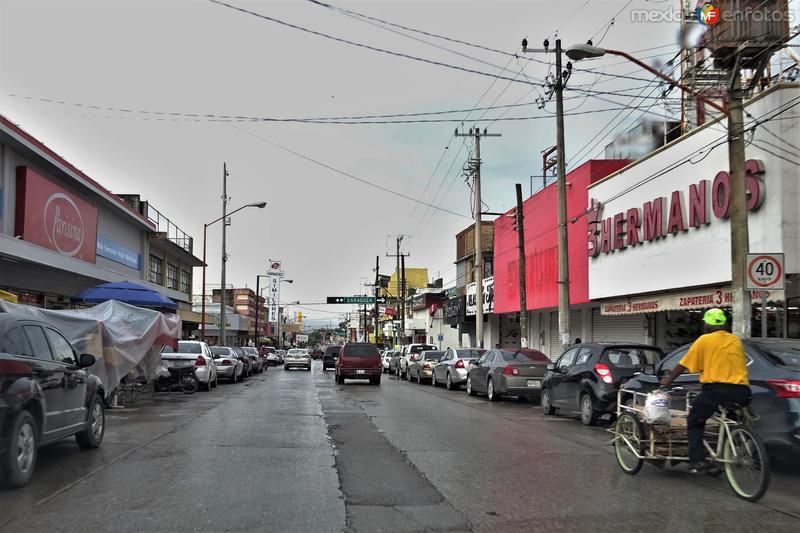 Avenida Benito Juárez