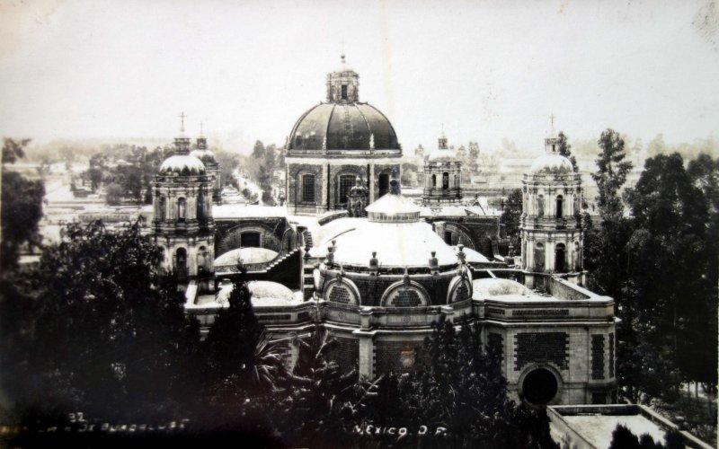 La Villa de Guadalupe Hidalgo .