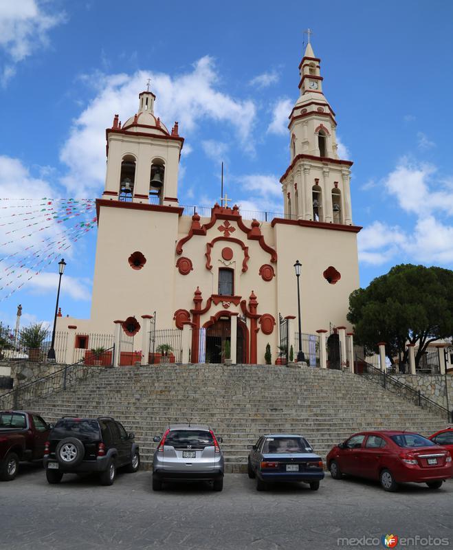 Parroquia de Santiago Apóstol