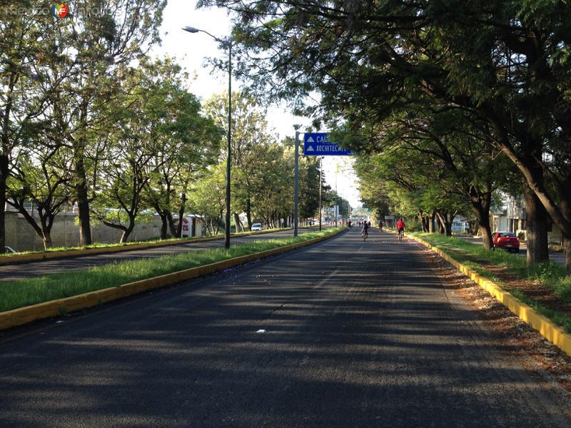 Carretera federal Tlaxcala-Puebla. Junio/2018