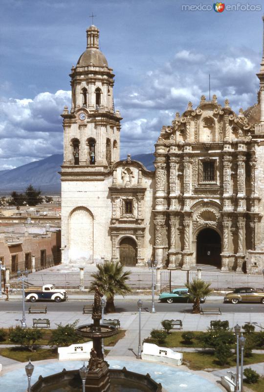 Catedral de Saltillo (1958)