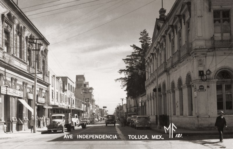 Avenida Independencia