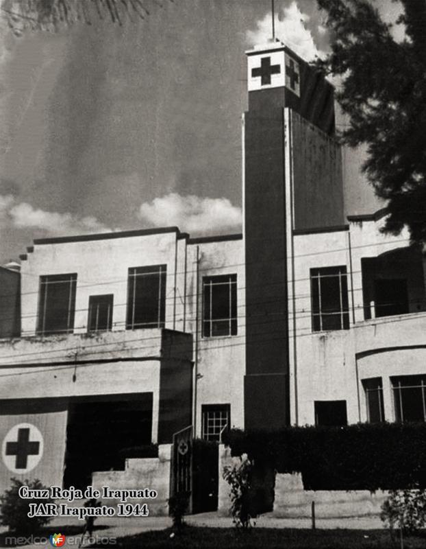 Cruz Roja de Irapuato, Irapuato 1944