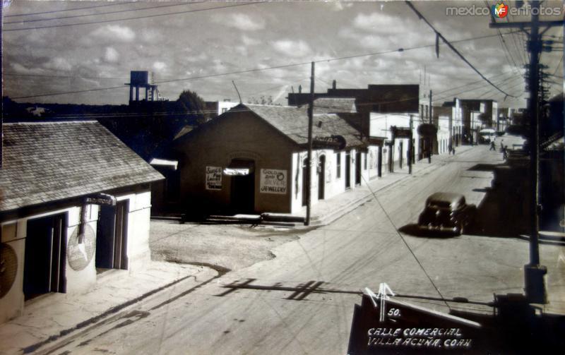 Calle Comercial.