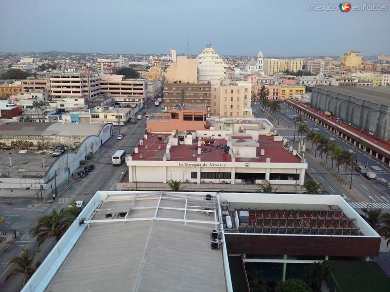 Ciudad de Veracruz. Mayo/2018