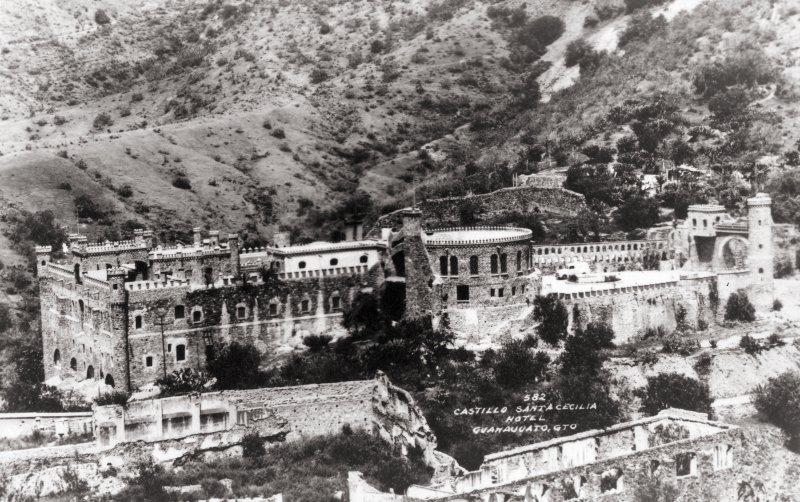 Castillo Santa Cecilia