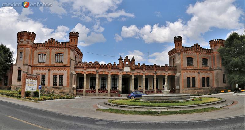 Ex Hacienda Soltepec