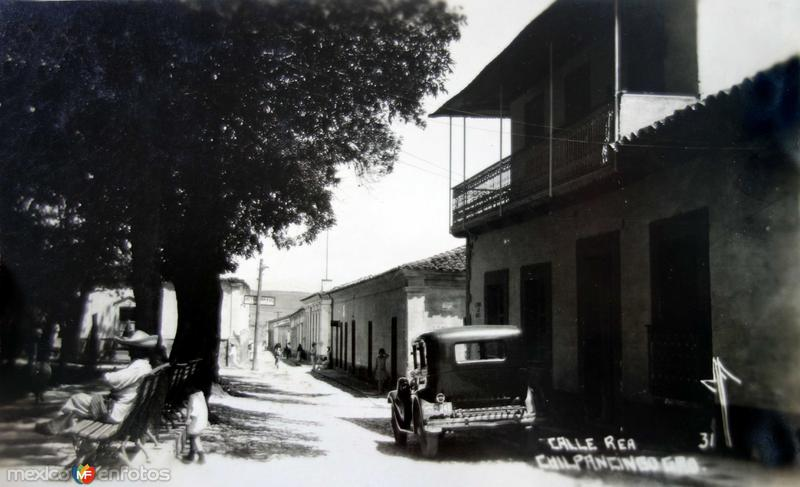 Calle Rea.