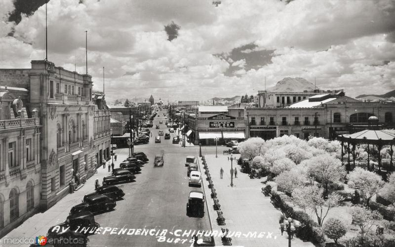 Avenida Independencia