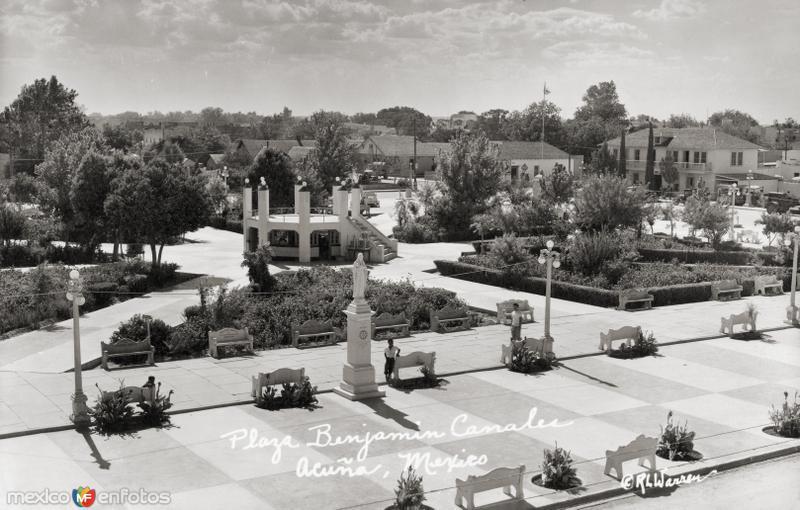 Plaza Benjamín Canales