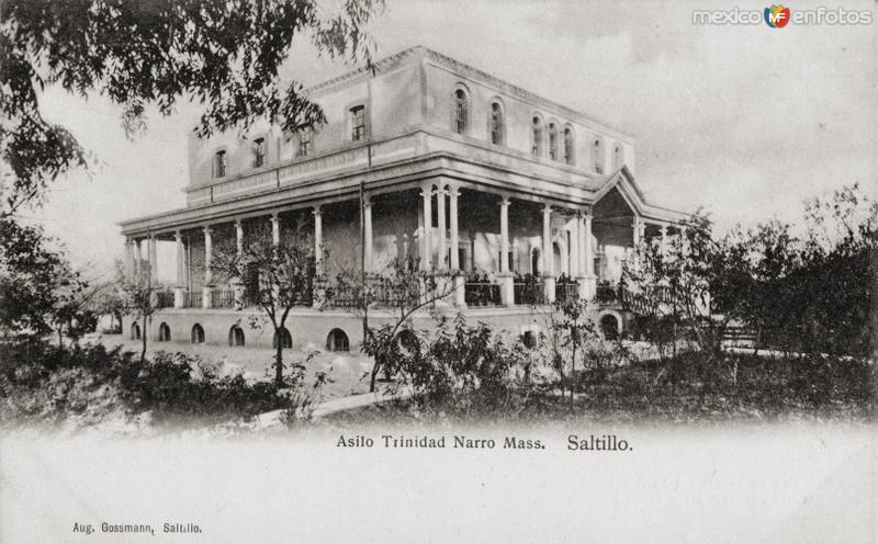 Asilo Trinidad Narro Mass