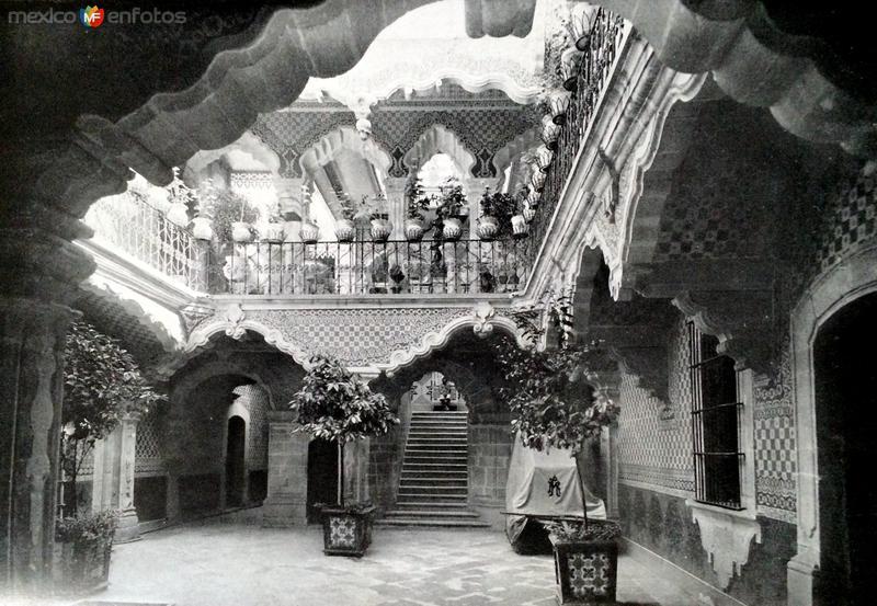 Casa de los Condes de Sierra Gorda