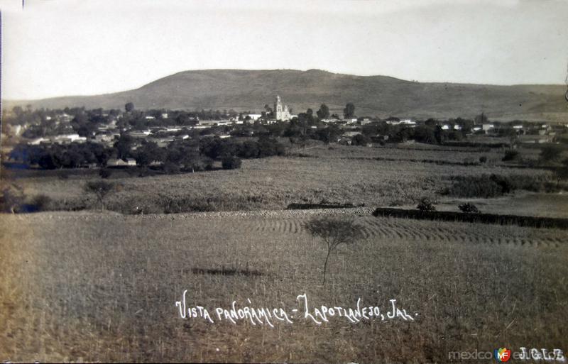 Vista Panoramica .